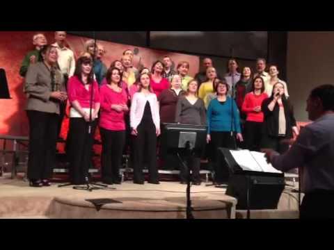 Highlands Choir: Hail to the King