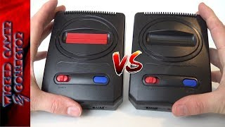 Sega Classic China Mini -  K8 vs. K9 Ultimate Battle Of the Fake Consoles !!