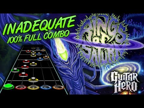 RINGS OF SATURN - Inadequate 100% FC (NEW SONG!)