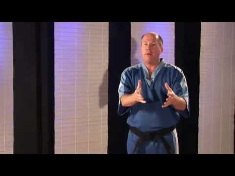 """World Champion John Graden Answers """"What is a Martial Arts Fighting Move?"""""""