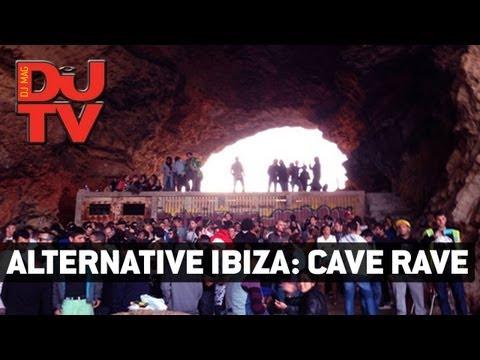 Alternative Ibiza: Rave in a Cave