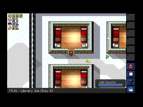 The Escapists|S2 E8|Where's the Red Keys!?