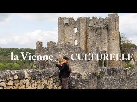 Découvrir les lieux culturels de la Vienne