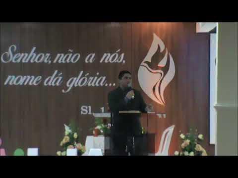 Pregação - Pr. Sérgio Agrela - DOMINGO - 29 DE JULHO DE 2018