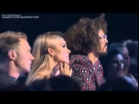 Reigan Derry - The X Factor Journey