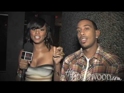 Le Toya Luckett And Luda Shoot Regret  HipHollywoodcom