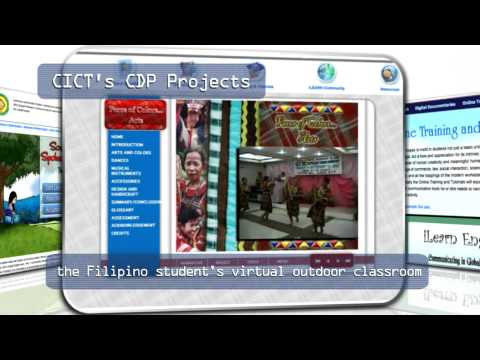 Commission on Information and Communications Technology AVP (HD)