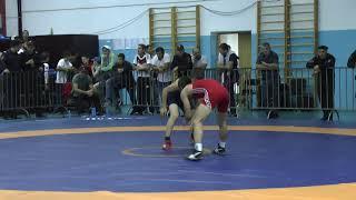 Ахмедов Амир (Дагестан) - Биганов Алан (РСО-Алания)