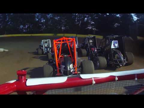Paul Richards Hamlin Speedway 600 Feature 6/30/18