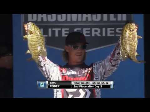 Bassmaster Elite Series: Mississippi River 2016
