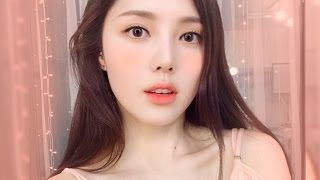 Apricot Make Up🍑 (With subs) 살구 메이크업