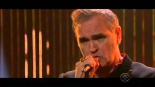 Morrissey Kiss Me A Lot Corden