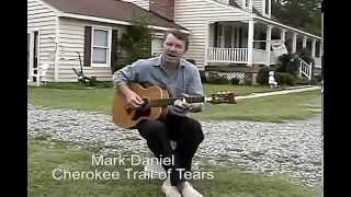Cherokee Rose by Mark Daniel