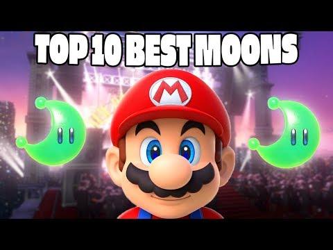 Top 10 Best Moons in Super Mario Odyssey