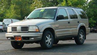 2001 Oldsmobile Bravada All Wheel Drive For Sale | 29629ct