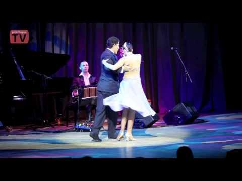 Ruben and Sabrina Veliz, SoloTango Orquesta, Desde del Alma, Russia, Moscow
