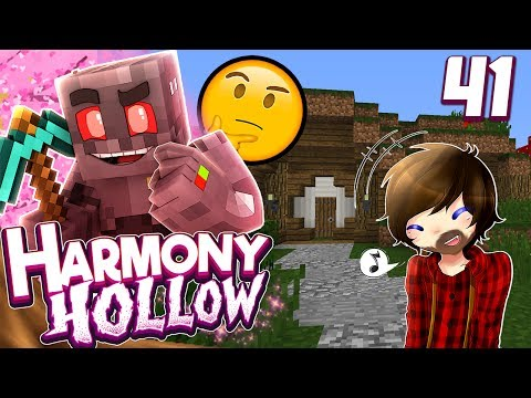 Minecraft Harmony Hollow Modded SMP Episode 41: Server Scandal
