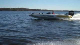 Allison XB 21 Pro Sport Boat