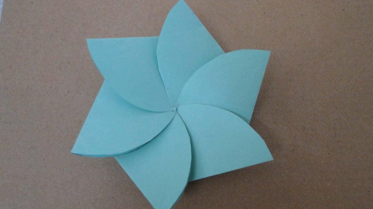 Flower Envelope Card Tutorial How To Make Flower Envelope Card Shuruthi Selvaraj Youtube Handmade Envelopes Origami Cards Folded Paper Flowers