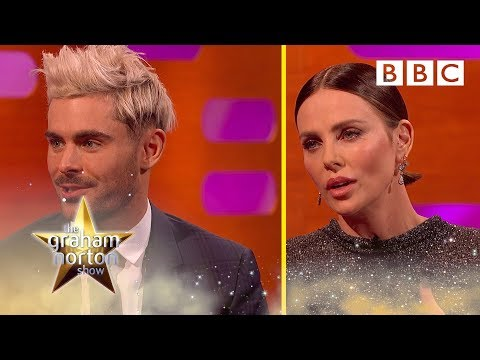 How Zac Efron and Charlize Theron get into character   The Graham Norton Show - BBC