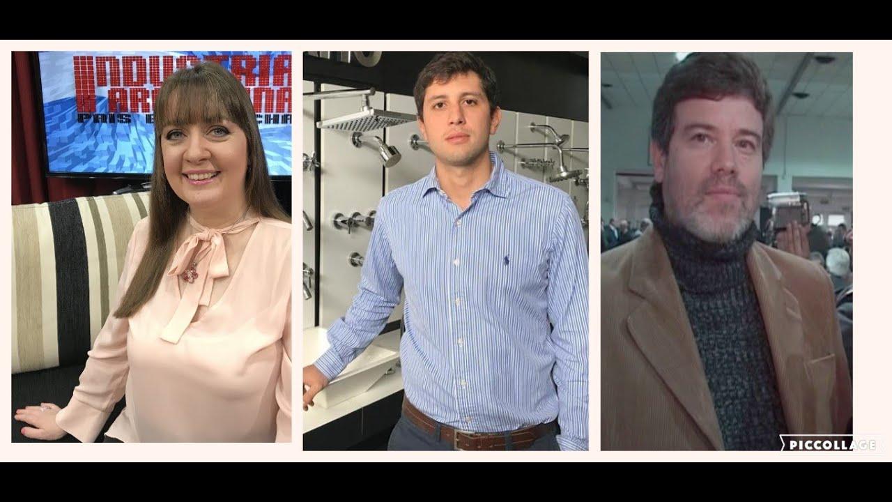 Entrevistas a Luis Queija -Grifería Peirano, Sergio Echebarrena- CAPIPE 25/10/20