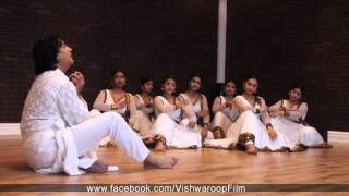 VISHWAROOPAM   KATHAK SONG HINDI