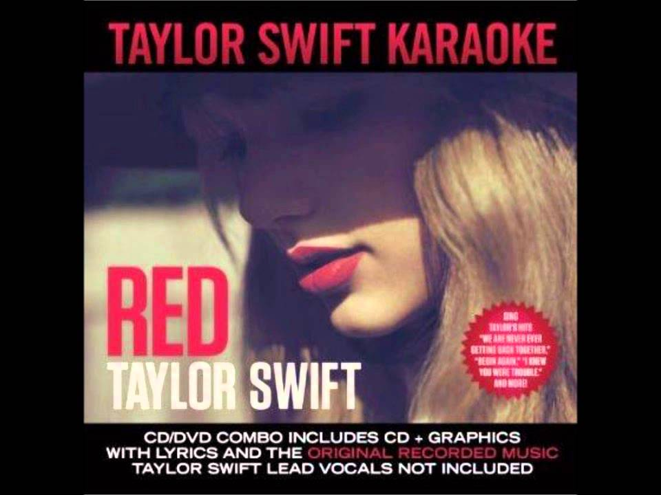 State of Grace -Official Karaoke - Taylor Swift - YouTube