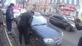 СтопХам Крым - Эвакуаторам все равно! Человек вне закона!