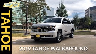 2019 Chevy Tahoe Walkaround