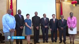 Foreign Affairs Minister zeros in on Belt and Road Initiative