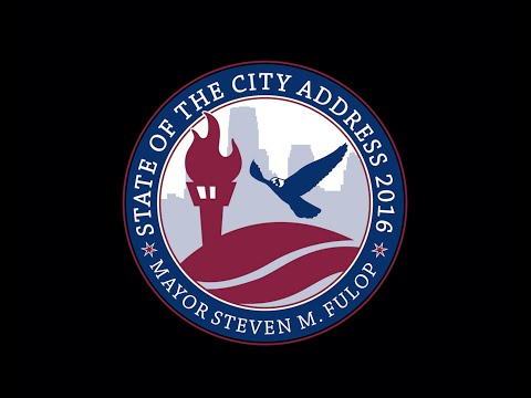 Jersey City State of the City Address March 16, 2016