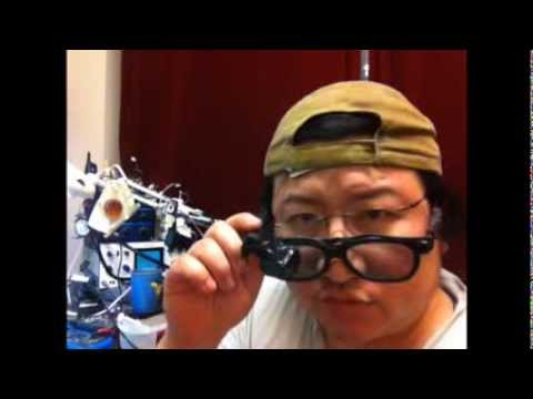 How to make a cheap alternative to google glass Part 2 ( with quad core processor)