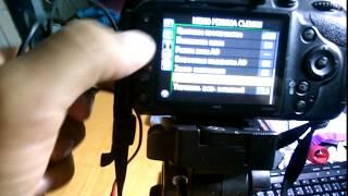 петличный микрофон с усилителем: настройка камеры