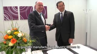 Panasonic and Siemens to cooperate for nextgeneration electronic equipment assembly plants