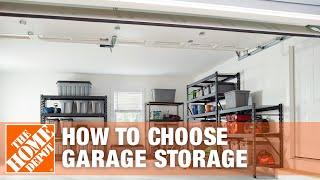 Garage Organization Ideas The Home, Garage Tool Storage Ideas Home Depot