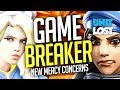 Overwatch The Game BREAKER New Mercy Meta Concerns mp3