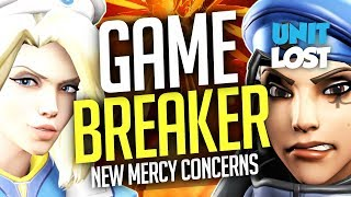 Overwatch - The Game BREAKER (New Mercy Meta Concerns)