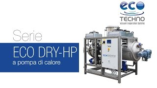 ECO DRY HP main video ITA