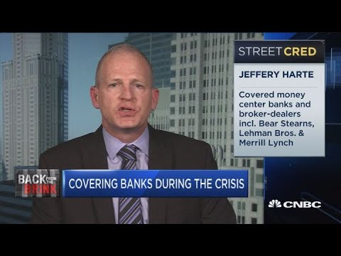 Positive change that liquidity management now emphasized, says Sandler O'Neill's Harte