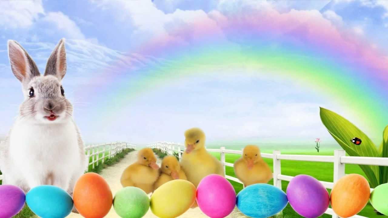 Easter Bunny Screensav...