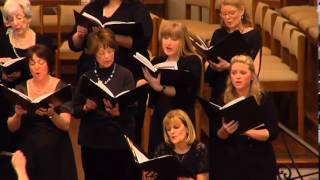 """I Thank You God"" by Gwyneth Walker, performed by Vox Grata Women"