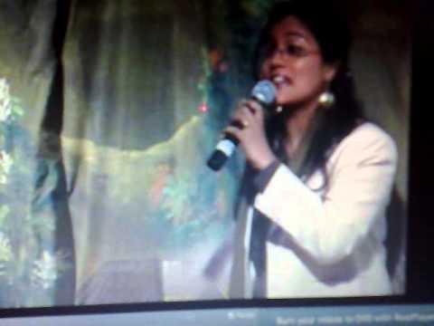 Babli Singing Da Vinci Code Lyrics by Pio Fernandes