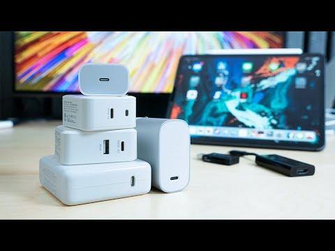 USB-C ใน iPad Pro (2018) ดีไหม ชาร์จยังไงให้ไว แล้วใช้ยากรึเปล่า