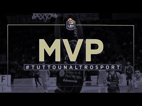 Dyshawn Pierre MVP del 19°turno LBA Serie A