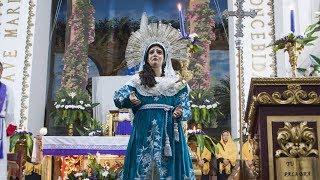 Reconstrucción Virgen de Dolores, Ciudad Vieja, Guatemala
