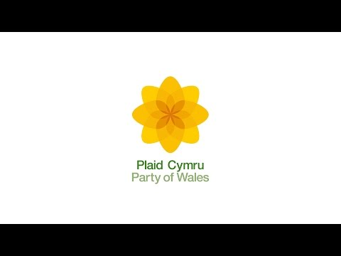 Plaid Cymru Leader Leanne Wood speaks at Compass Wales