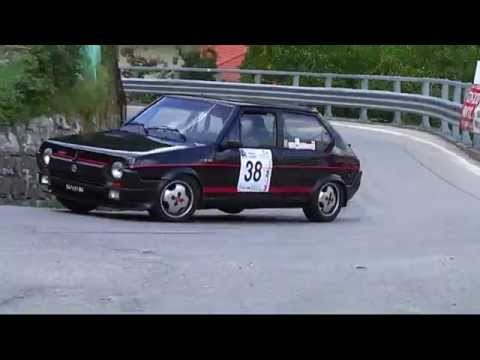 LIMA ABETONE TROFEO FABIO DANTI 2015 MARIO TACCHINI FIAT RITMO 125 ABARTH