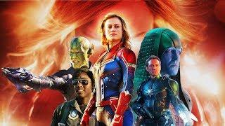 Phim 2019 Captain Marvel Siêu Anh Hùng Mạnh Nhất Vũ Trụ Prat 1