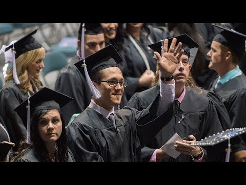 St Clair County Community College Commencement 2018