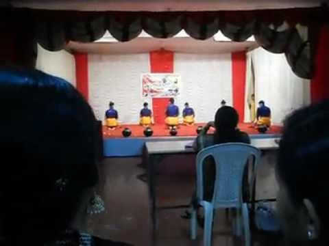 Remoflute dance by 5th batch pushpagiri college of dental s